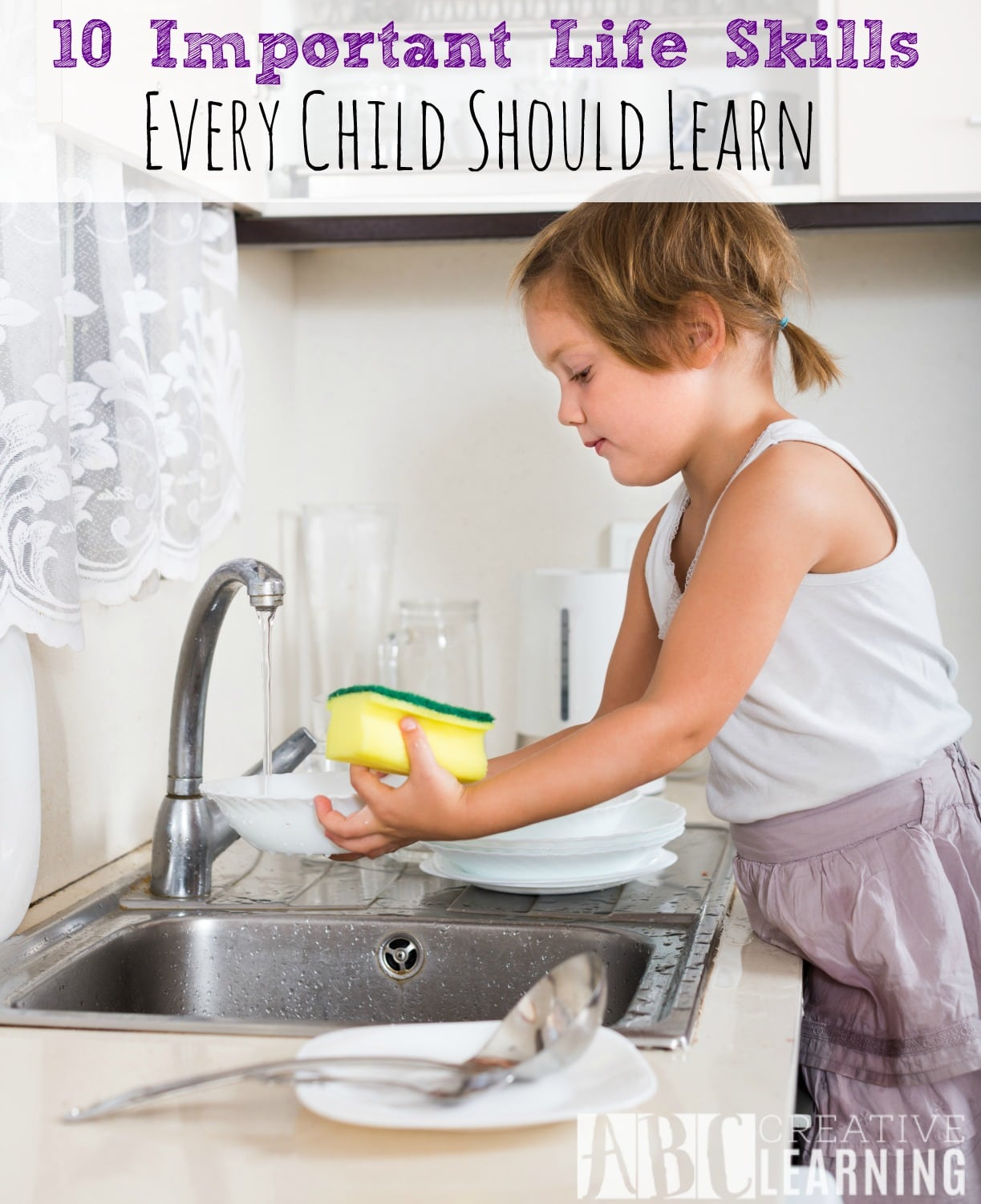 10 Important Life Skills Every Child Should Learn