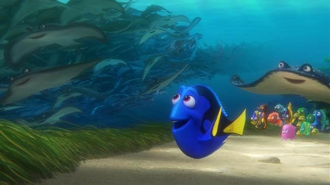 Finding Dory Is Unforgettable #FindingDory