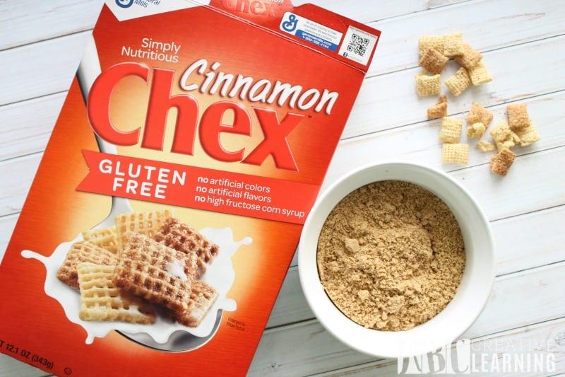 Gluten Free Fried Ice Cream Recipe Crumbs