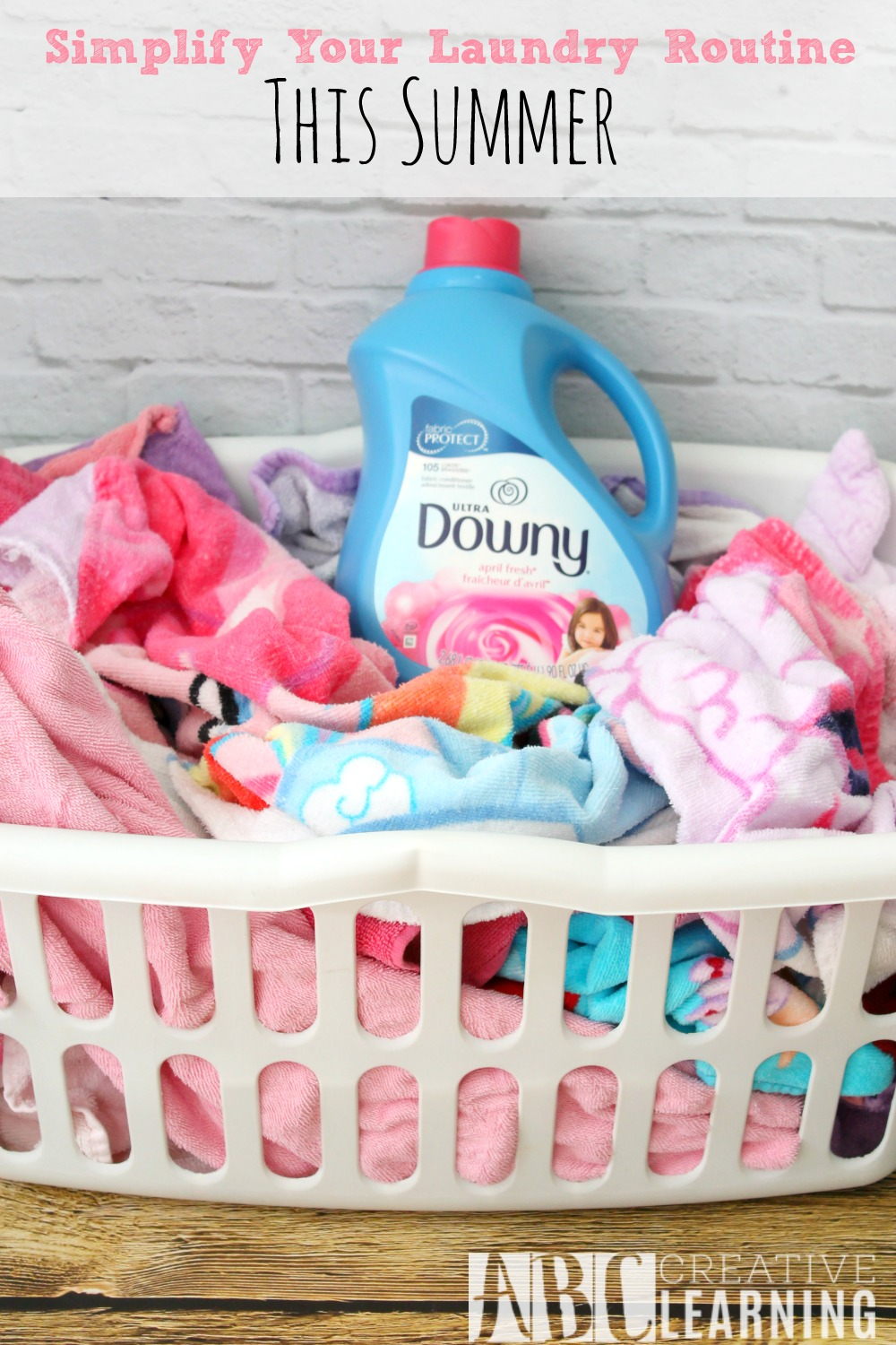 Simplify Your Laundry Routine This Summer