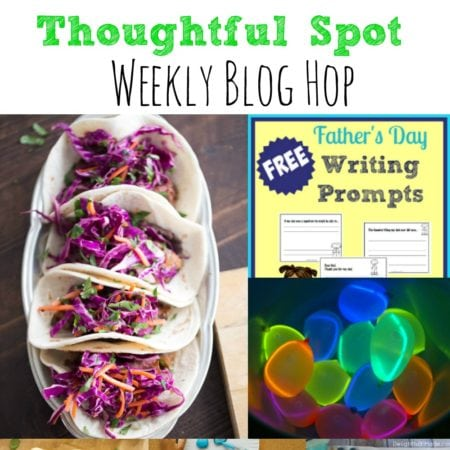 Thoughtful Spot Weekly Blog Hop #143