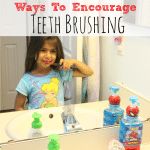 Ways To Encourage Teeth Brushing