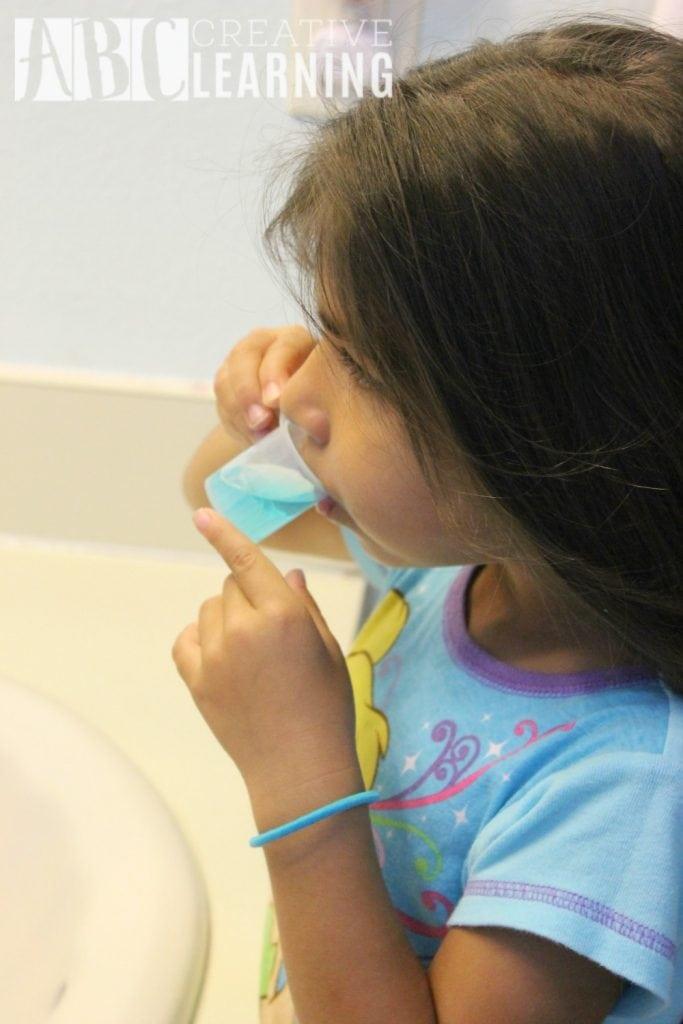 Ways To Encourage Teeth Brushing Wash