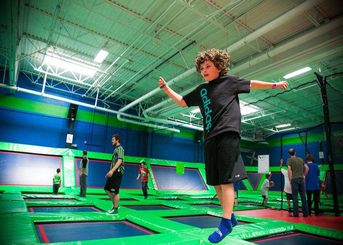 Rebounderz Indoor Trampoline Area - Apopka, FL Deal