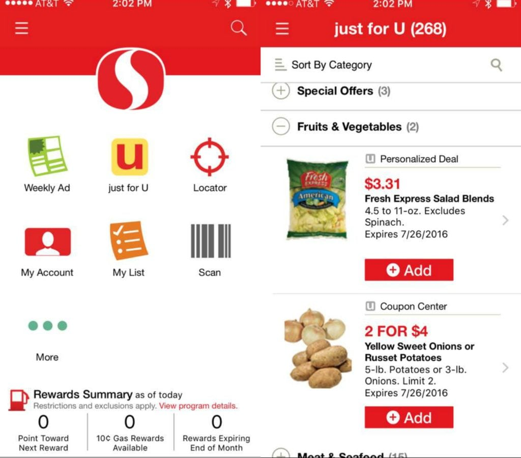 5 Reasons To Shop At Safeway Now In Florida App