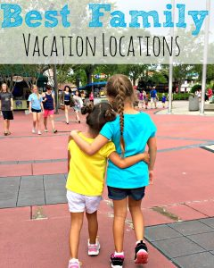 Best Family Vacation Locations