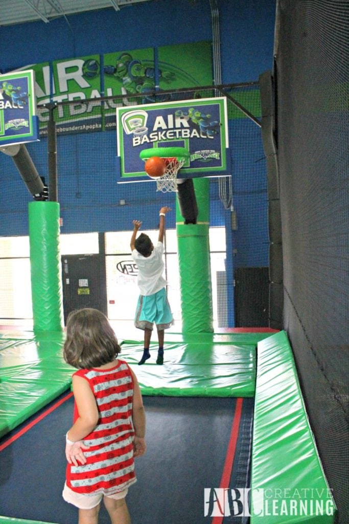 Birthday Fun Celebration at Rebounderz Apopka 4