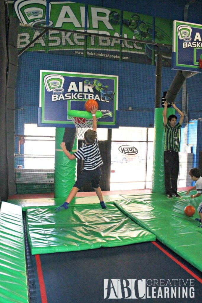 Birthday Fun Celebration at Rebounderz Apopka 5