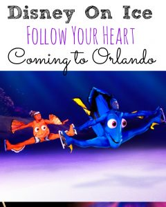 Disney On Ice Follow Your Heart Coming To Orlando