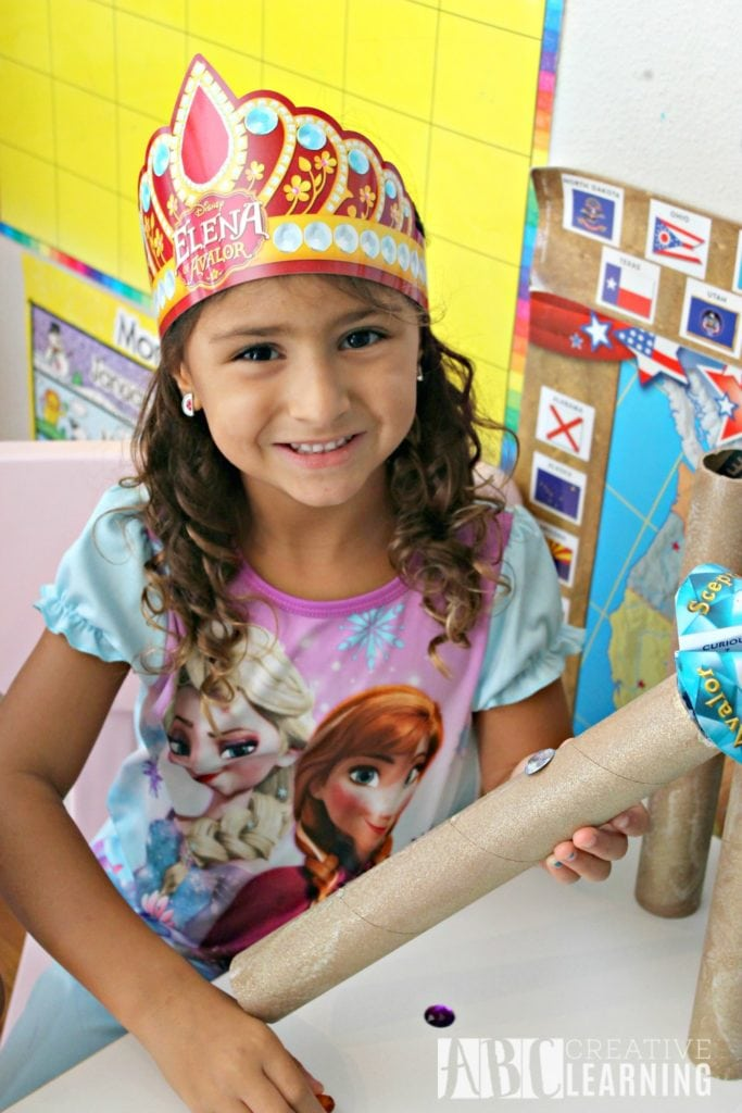 Disney's Elena of Avalor Royal Party Celebration CB