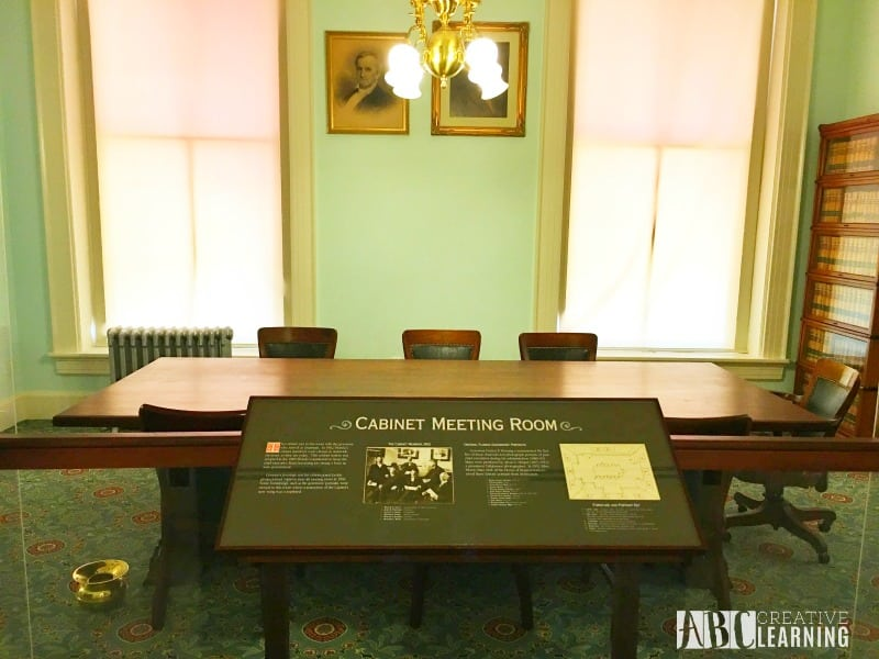 Family Travels To Florida Historic Capitol Museum office2