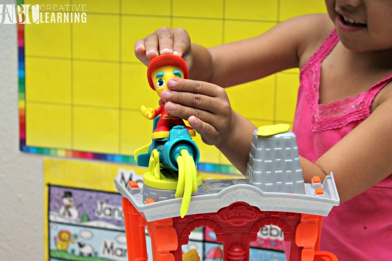 Lasting Imagination and Storytelling with Play-Doh Fire