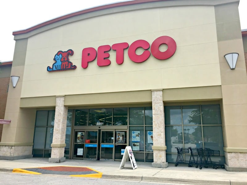 Petco Dog Grooming Makeover store