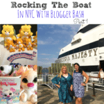 Rocking The Boat In NYC With Blogger Bash {Day 1}