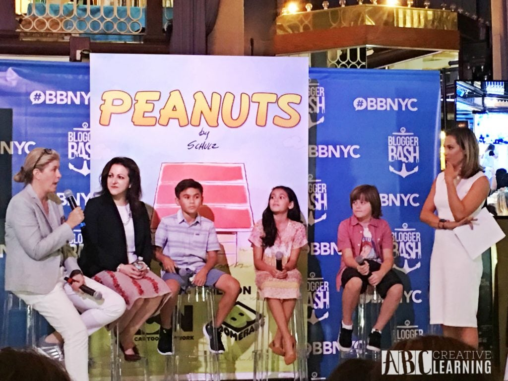 Rocking The Boat In NYC With Blogger Bash {Day 2} Peanuts