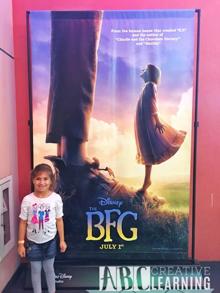 The BFG Review- A Gigantic Adventure #TheBFG Watch