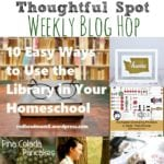 Thoughtful Spot Weekly Blog Hop #150