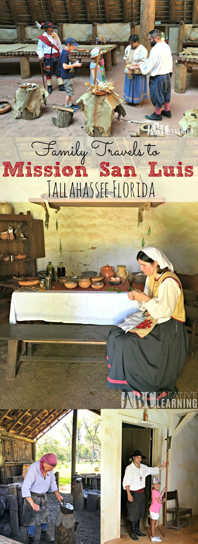 Visiting Mission San Luis in Tallahassee Florida - simplytodaylife.com