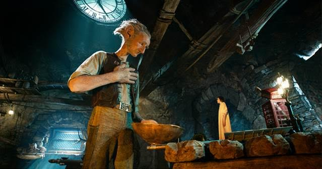The BFG Review: A Gigantic Adventure #TheBFG