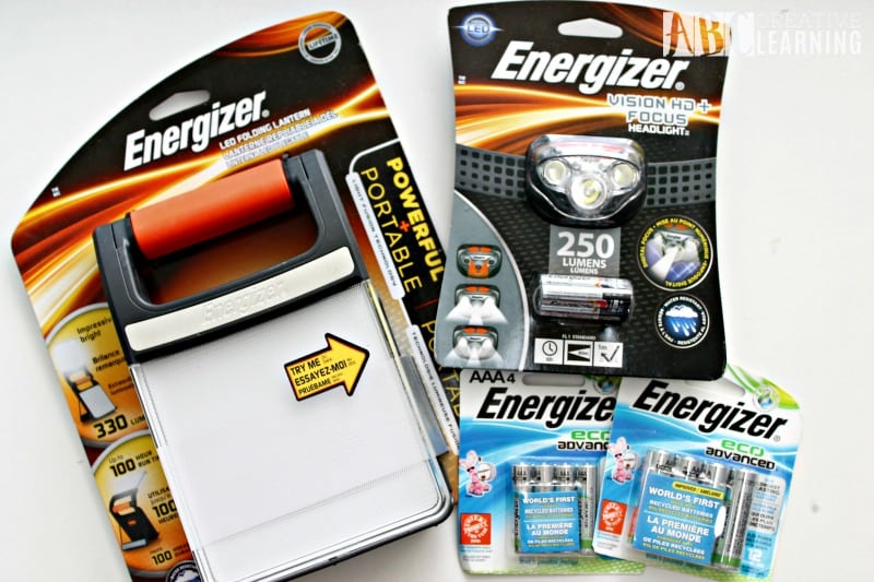 Summer Nighttime Reading Fun With Energizer items