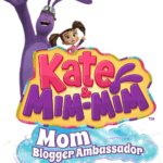 Proud Kate and Mim-Mim Mom Blogger Ambassador