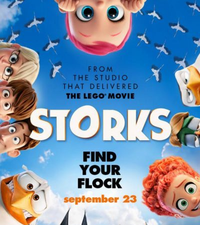 STORKS Movie + Printable Activities #Storks
