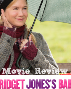 Bridget Jones's Baby Movie Review #BridgetJonesBaby