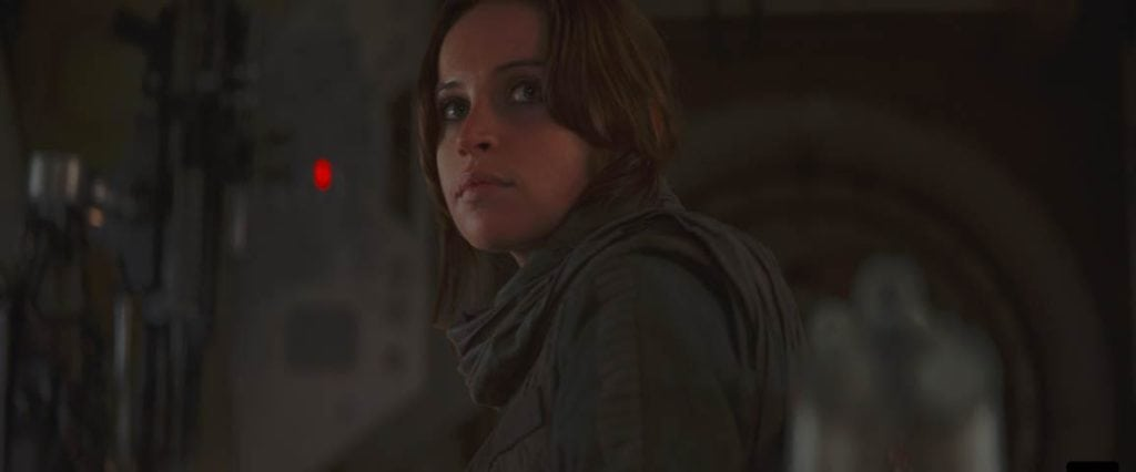 Rogue One: A Star Wars Story Trailer #RogueOne