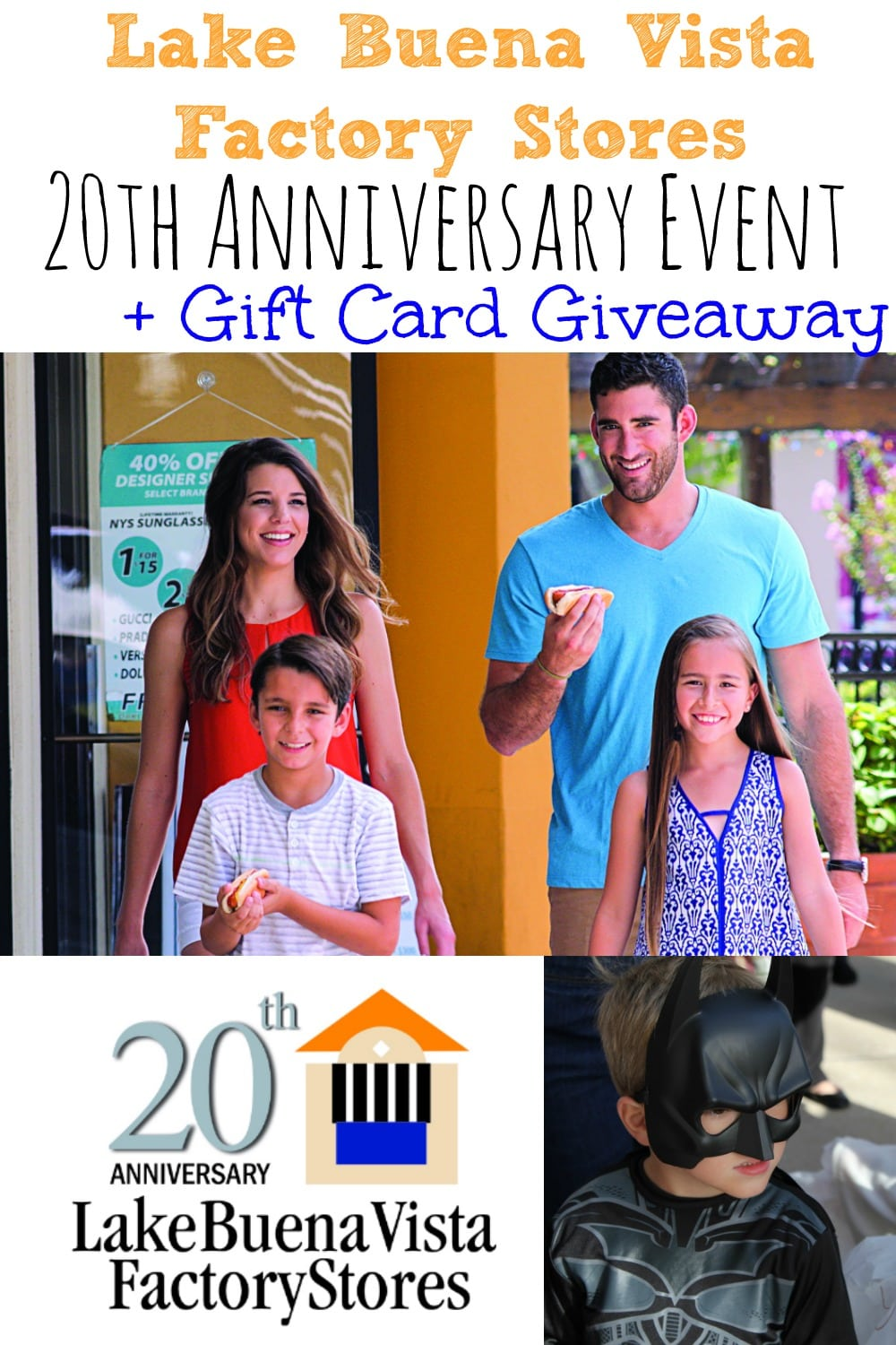 lake-buena-vista-factory-stores-20th-year-anniversary-event-gift-card-giveaway