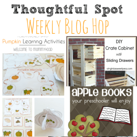 Thoughtful Spot Weekly Blog Hop #156