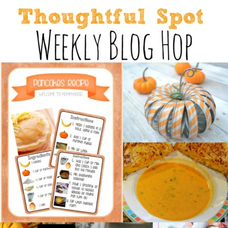 Thoughtful Spot Weekly Blog Hop #157