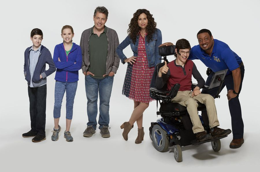 Speechless Set Visit and Cast Interviews #ABCTVEvent