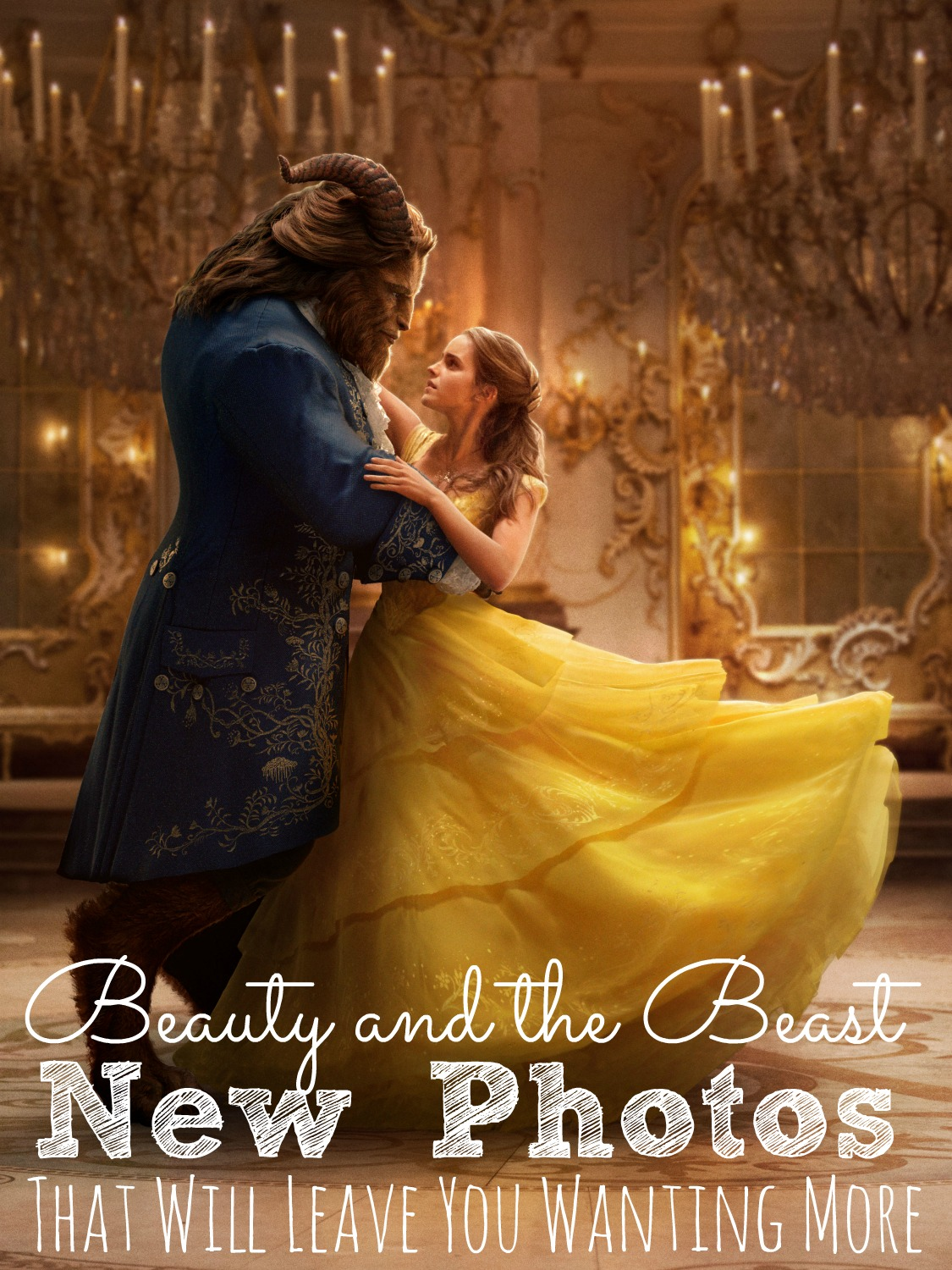 Beauty and The Beast Photos That Will Leave You Wanting More