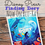Disney*Pixar Finding Dory Now On Blu-Ray