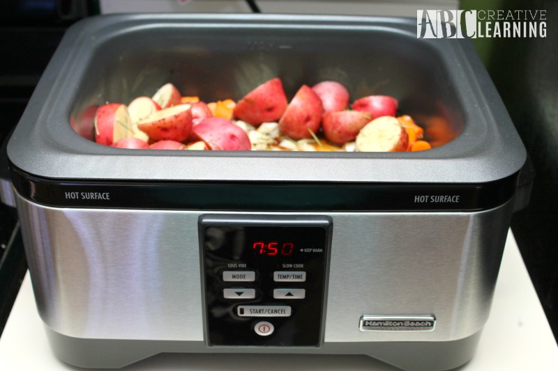 how to cook vegetables in a slow cooker