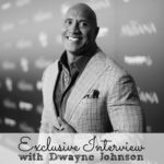 Exclusive Interview With Dwayne Johnson #MoanaEvent