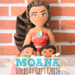 MOANA Holiday Gift Guide #MOANAEvent