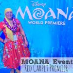 #MoanaEvent Red Carpet Premier