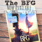 The BFG Now Available on Blu-Ray + DVD #TheBFGBluray