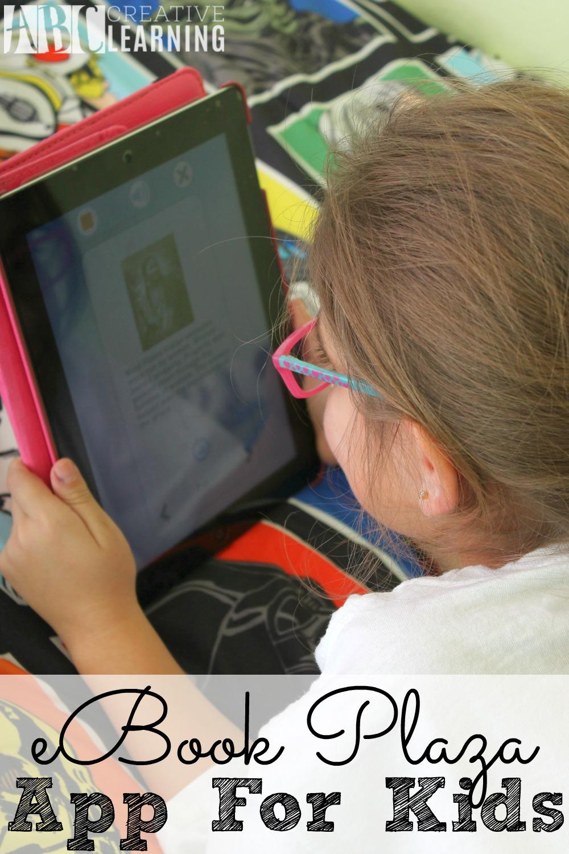 ebook-plaza-app-for-kids-second-grader
