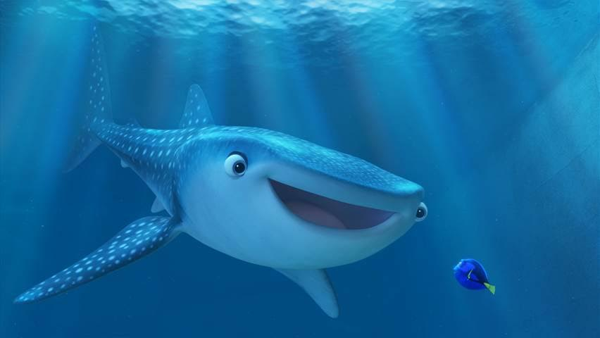 Disney*Pixar Finding Dory Now On Blu-Ray