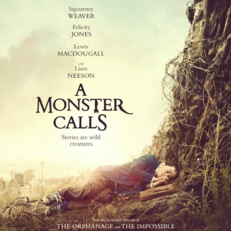 A Monster Calls Trailer #AMonsterCalls