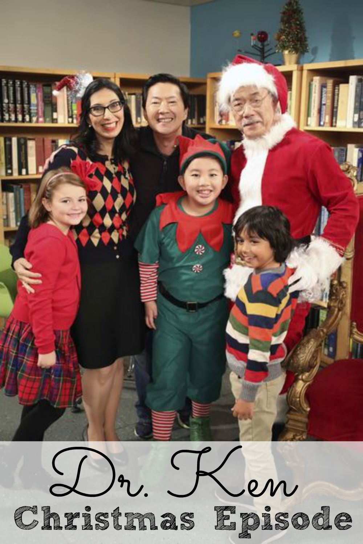 Dr. Ken Christmas Episode #ABCTVEvent #DrKen