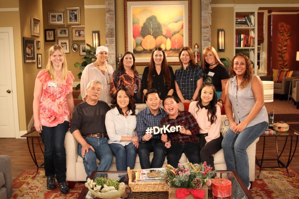 Dr. Ken Set Visit and Cast Interviews #ABCTVEvent #DrKen