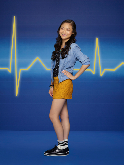 Dr. Ken Set Visit and Cast Interviews #ABCTVEvent #DrKen Krista Marie Yu