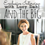 Exclusive Interview with Lucy Dahl and The BFG #TheBFGBluray