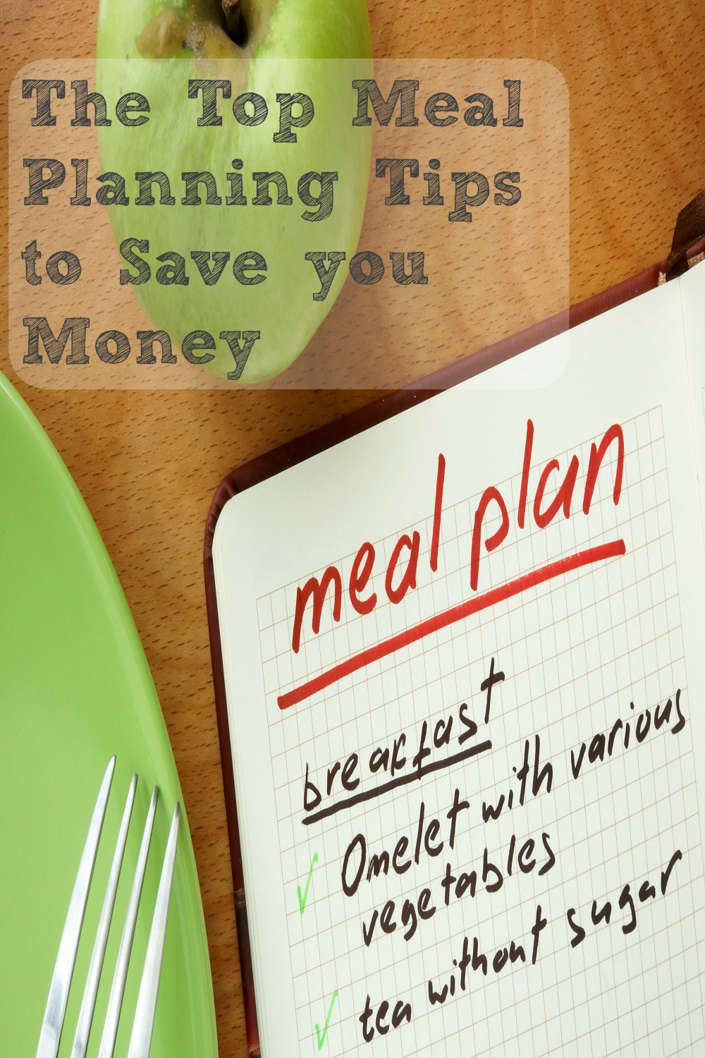 Meal planning is one of the easiest ways you can save money at home. Here are my Top Meal Planning Tips To Save You Money! - abccreativelearning.com