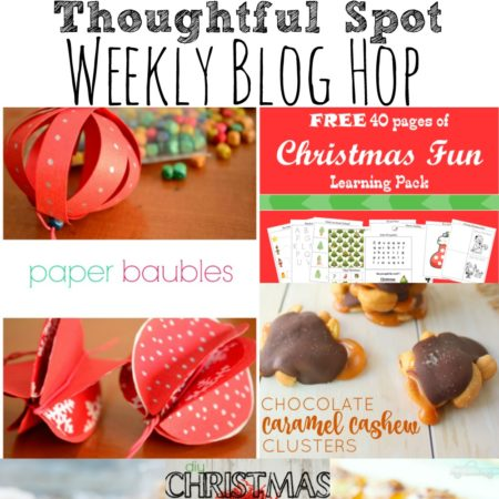 Thoughtful Spot Weekly Blog Hop #164