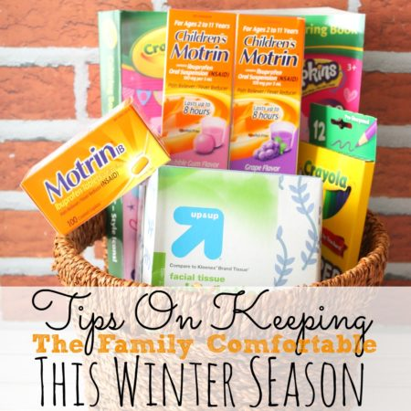Tips On Keeping The Family Comfortable This Winter Season