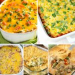 20 Easy Must-Try Casserole Recipes